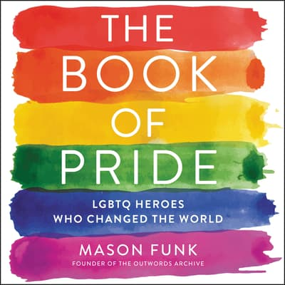 The Book of Pride by Mason Funk audiobook