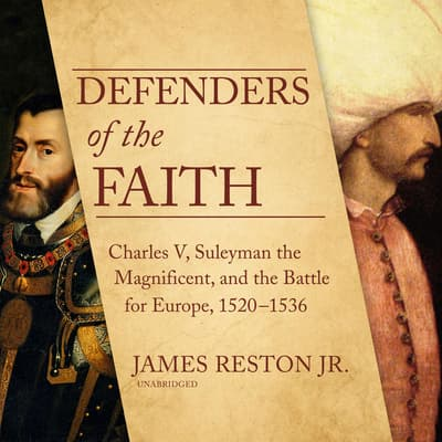 Defenders of the Faith by James Reston audiobook
