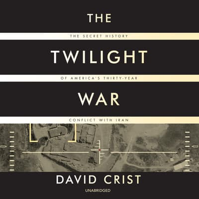 The Twilight War by David Crist audiobook