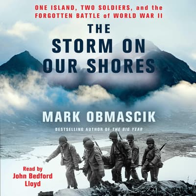 The Storm on our Shores by Mark Obmascik audiobook