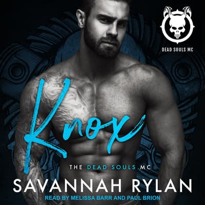 Knox by Savannah Rylan audiobook