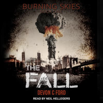 The Fall by Devon C. Ford audiobook