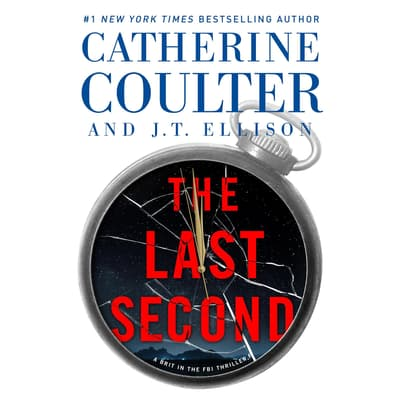 The Last Second by Catherine Coulter audiobook