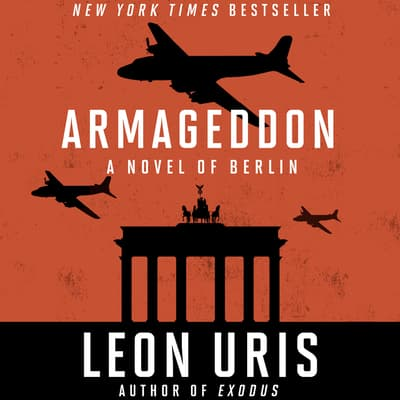 Armageddon by Leon Uris audiobook