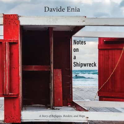 Notes on a Shipwreck by Davide Enia audiobook