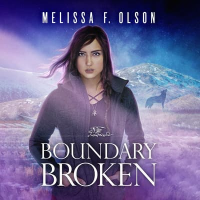 Boundary Broken by Melissa F. Olson audiobook