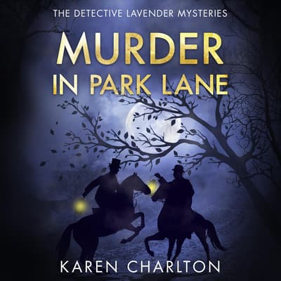 Murder in Park Lane by Karen Charlton audiobook
