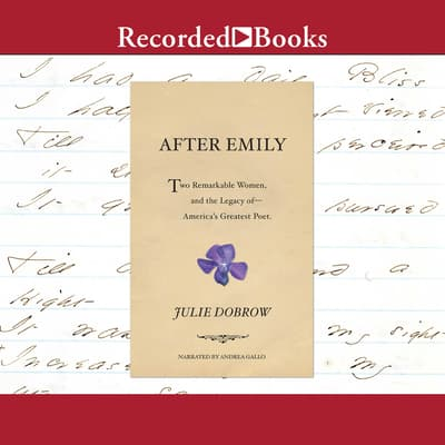 After Emily by Julie Dobrow audiobook