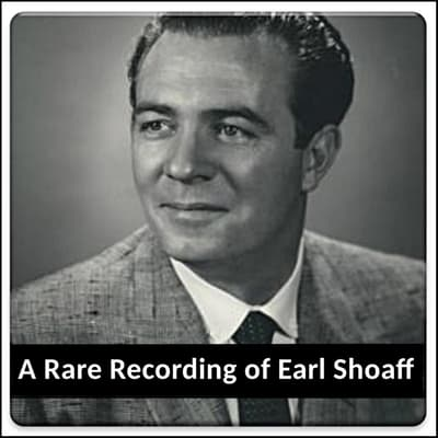 A Rare Recording of Earl Shoaff by Earl Shoaff audiobook