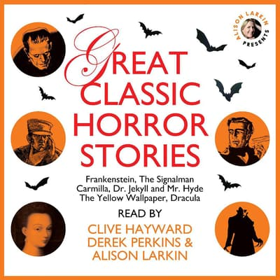 Great Classic Horror Stories by Charles Dickens audiobook