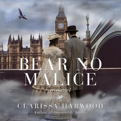 Bear No Malice by Clarissa Harwood audiobook