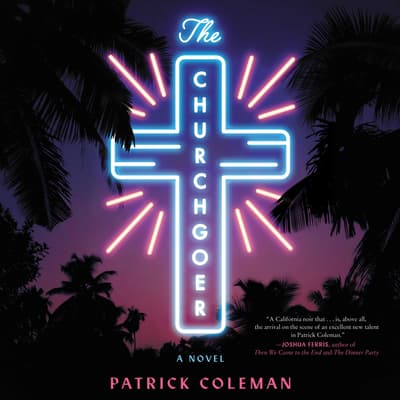 The Churchgoer by Patrick Coleman audiobook