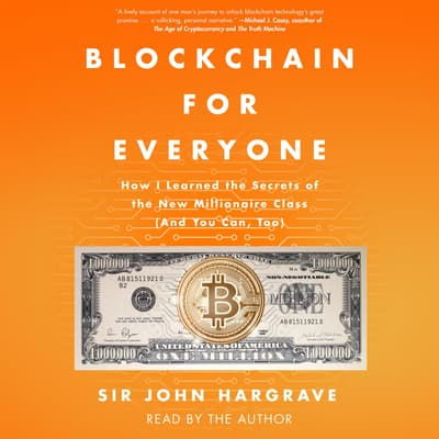 Blockchain for Everyone by John Hargrave audiobook