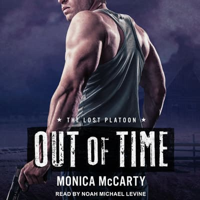 Out of Time by Monica McCarty audiobook