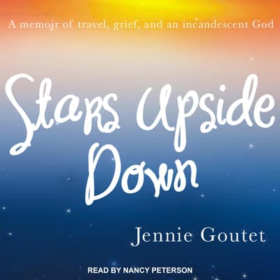 Stars Upside Down by Jennie Goutet audiobook