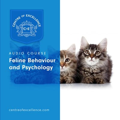 Feline Behaviour and Psychology by Centre of Excellence audiobook
