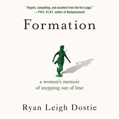 Formation by Ryan Leigh Dostie audiobook