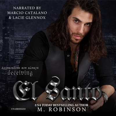El Santo by M. Robinson audiobook