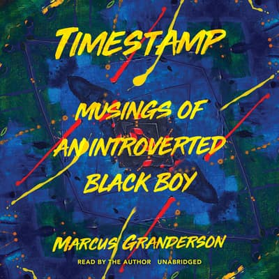 Timestamp by Marcus Granderson audiobook