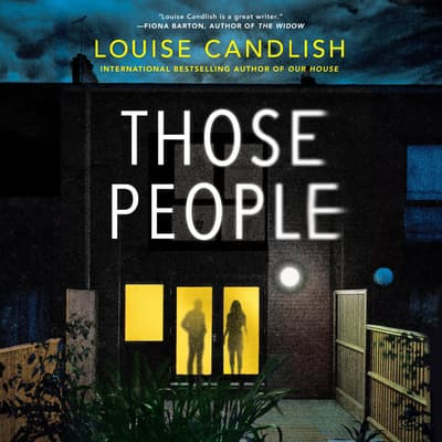 Those People by Louise Candlish audiobook