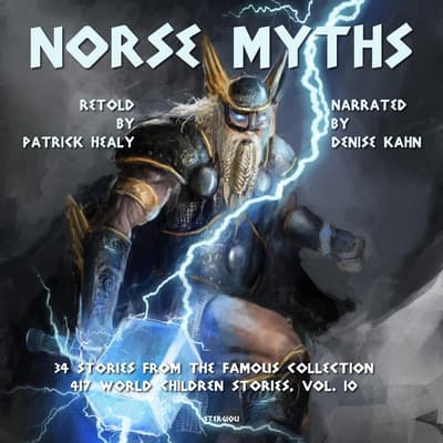 Norse Myths by Patrick Healy audiobook