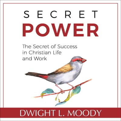 Secret Power - The Secret of Success in Christian Life and Work by Dwight L. Moody audiobook