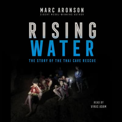Rising Water by Marc Aronson audiobook