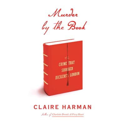 Murder by the Book by Claire Harman audiobook