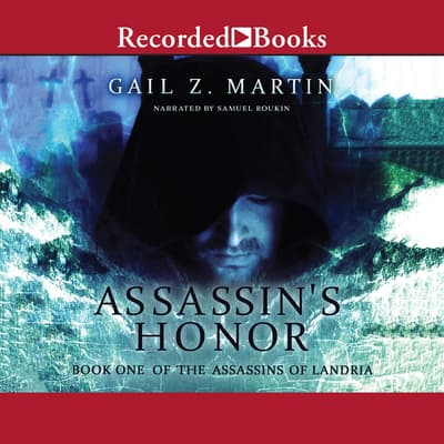 Assassin's Honor by Gail Z. Martin audiobook