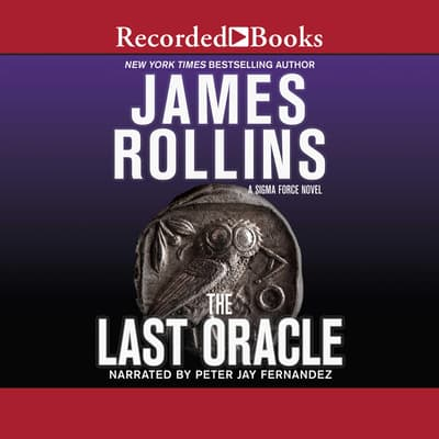 The Last Oracle by James Rollins audiobook