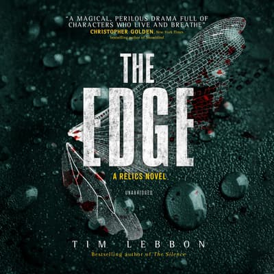 The Edge by Tim Lebbon audiobook