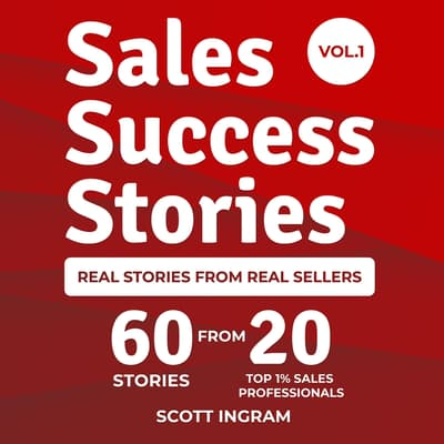 Sales Success Stories by George Penyak audiobook