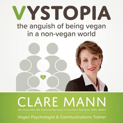 Vystopia by Clare Mann audiobook