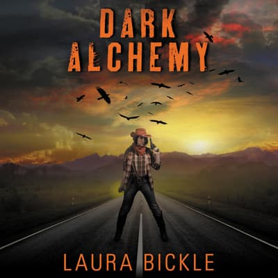 Dark Alchemy by Laura Bickle audiobook