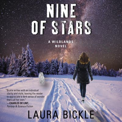 Nine of Stars by Laura Bickle audiobook