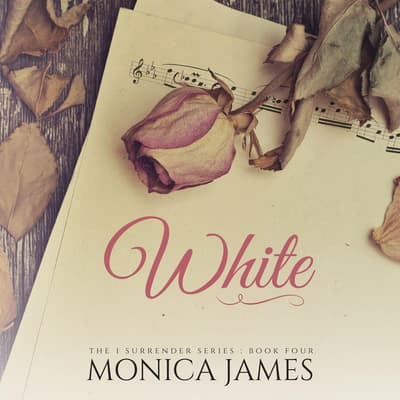 White by Monica James audiobook