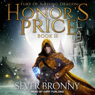 Honor's Price by Sever Bronny audiobook