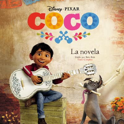 Coco (Spanish Edition) by Disney Press audiobook