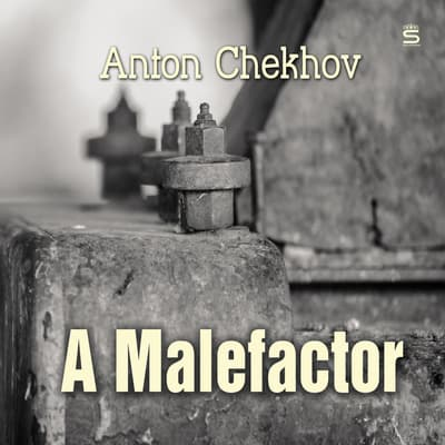 A Malefactor by Anton Chekhov audiobook