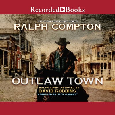 Outlaw Town by David Robbins audiobook