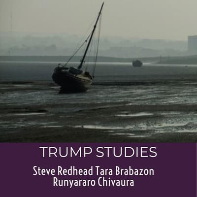 Trump Studies by Tara Brabazon audiobook