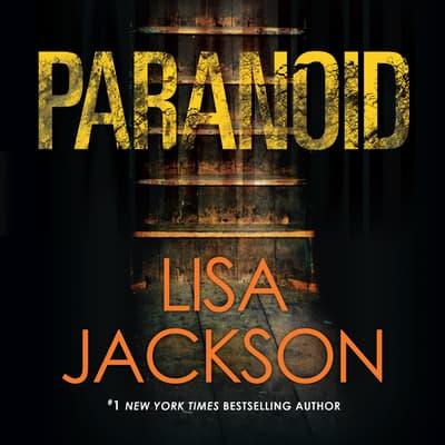 Paranoid by Lisa Jackson audiobook