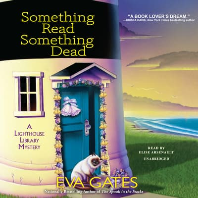 Something Read Something Dead by Eva Gates audiobook
