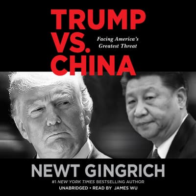 Trump vs China by Newt Gingrich audiobook