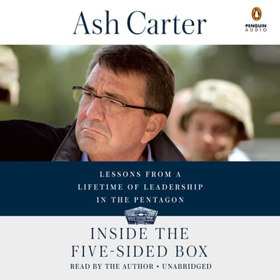 Inside the Five-Sided Box by Ash Carter audiobook