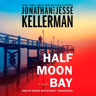 Half Moon Bay by Jonathan Kellerman audiobook