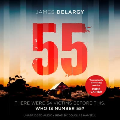 55 by James Delargy audiobook