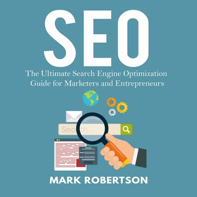 Seo by Mark Robertson audiobook