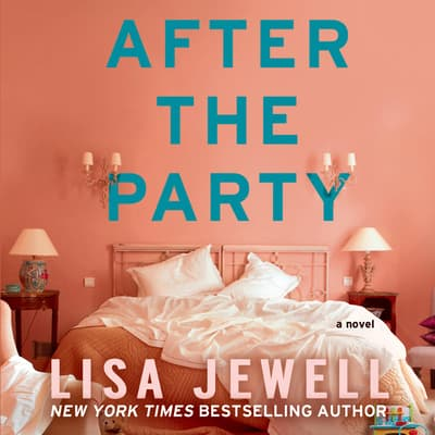 After the Party by Lisa Jewell audiobook