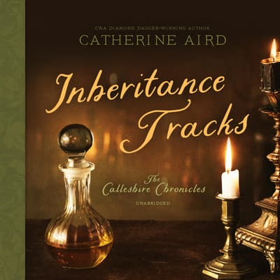 Inheritance Tracks by Catherine Aird audiobook